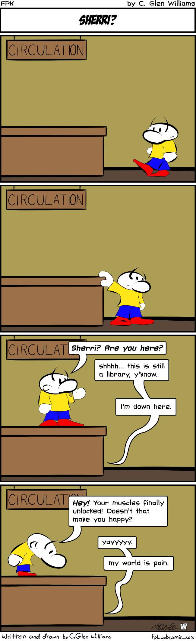 Sherri?
