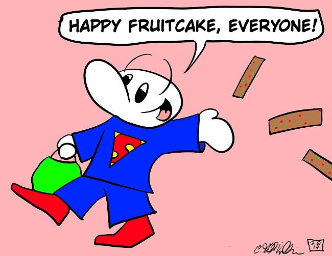 Happy Fruitcake!