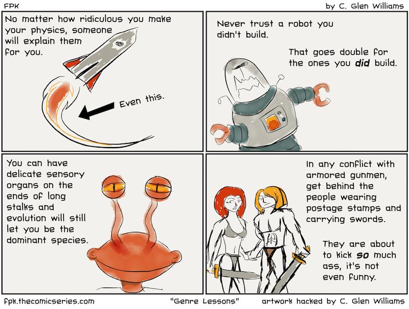 Genre Lessons